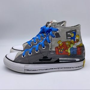 Converse The Simpsons Limited Edition Sneakers